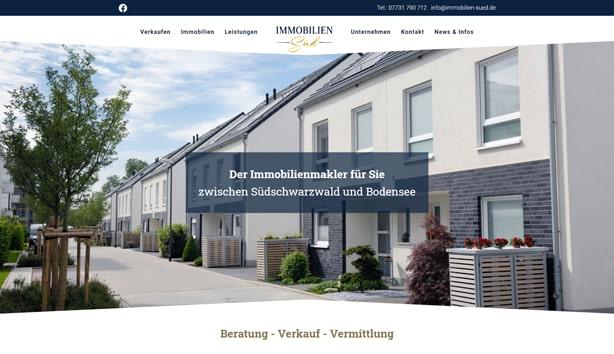 Webdesign Homepage Konstanz