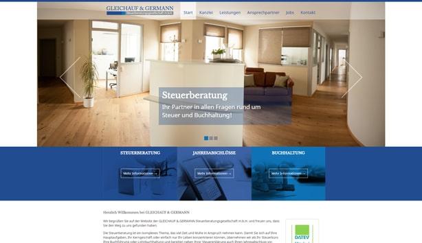 Webdesign Homepage Ravensburg