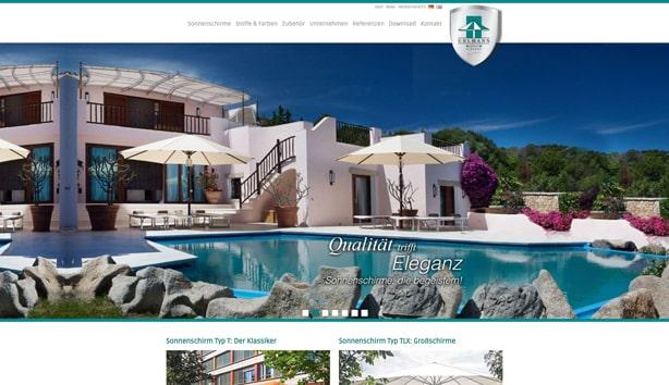 Homepage Webdesign Biberach