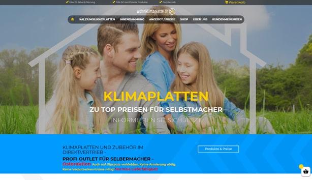 Webdesign Homepage Augsburg