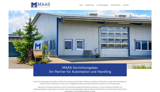 maas-vorrichtungsbau-webdesign